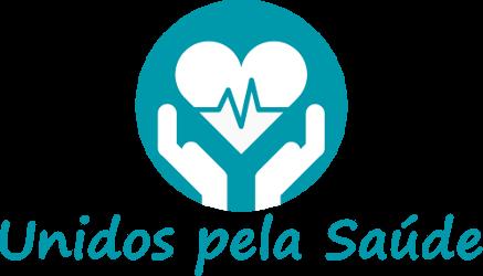 Logotipo Unidos Pela Saúde