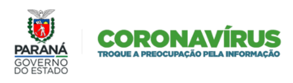 Coronavírus - Troque a preocupação pela informação - Governo do Estado do Paraná